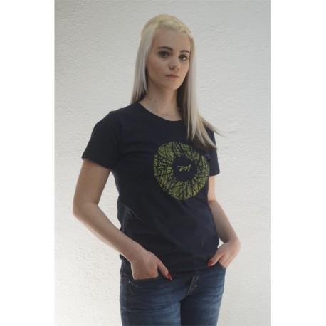 T- Shirt emens D Kreis Vintage