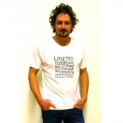 T- Shirt Herren Bezirke OÖ