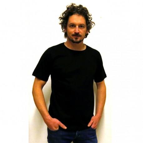 T- Shirt Schwarz