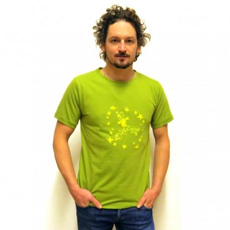 T- Shirt Leo Freunde  Grün