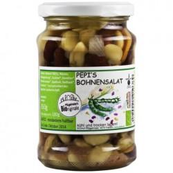 Pepis Bohnensalat kbA 350g