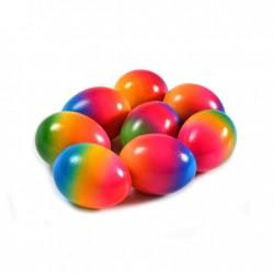 BIO Eier gefärbt 6 Stk