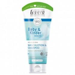 Baby Kinder Waschlotion Shampoo